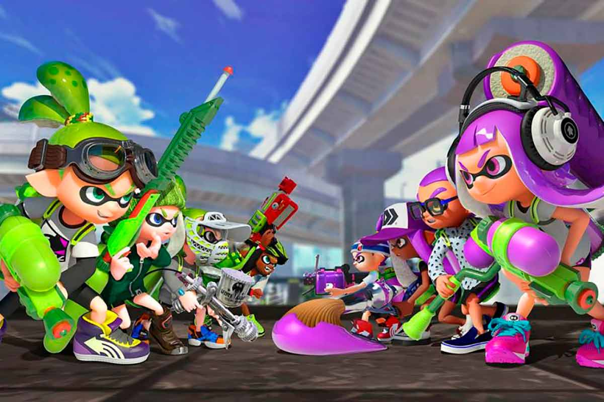 ESL Go4Splatoon