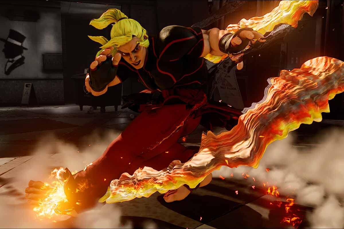 Los jugadores de PC serán el banco de pruebas de Street Fighter V