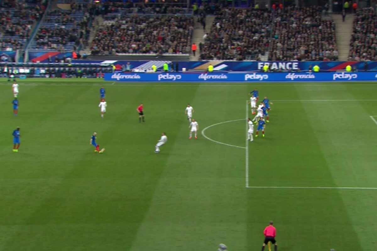 El VAR anula un gol de Griezmann