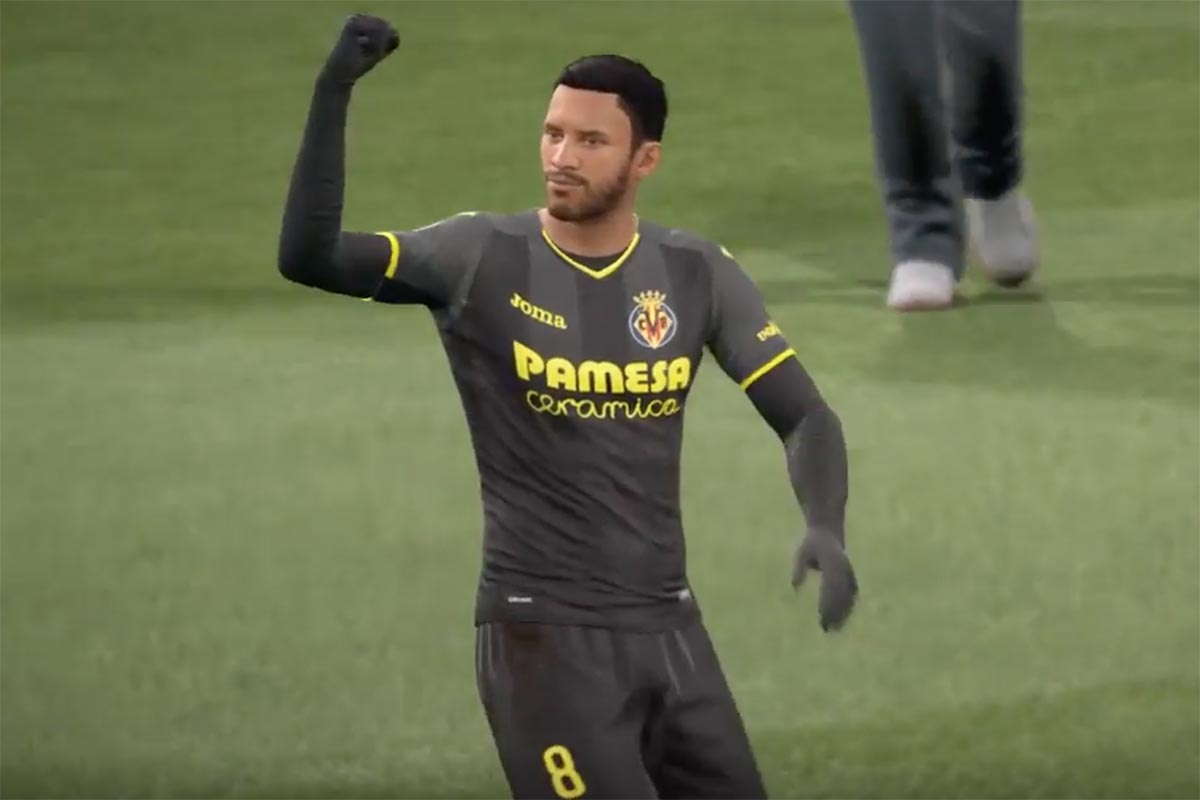El Villarreal gana al Valencia con dos zarpazos