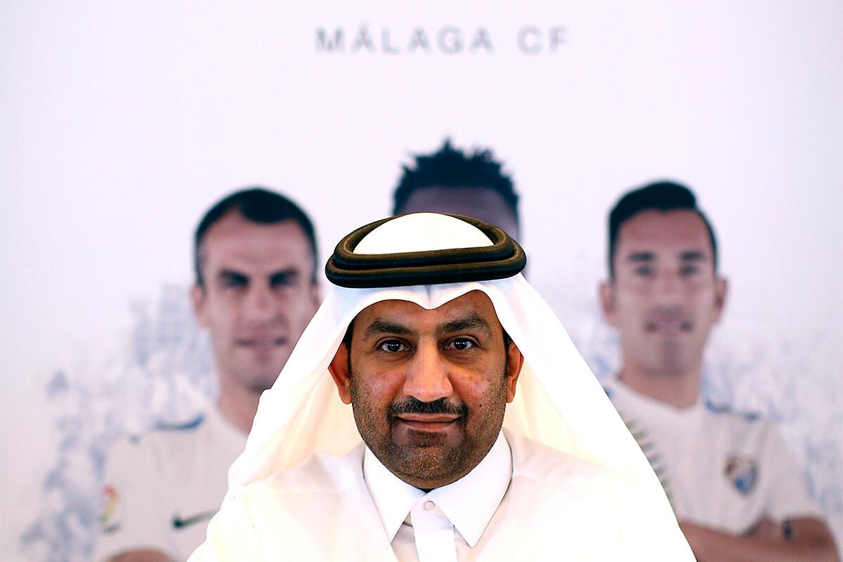 Abdullah Bin Nasser Al-Thani