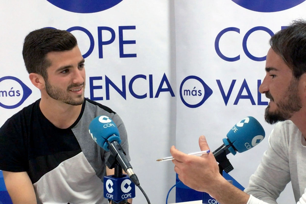 José Luis Gayà Valencia CF