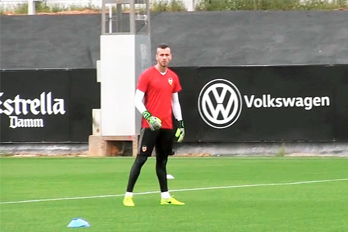Jaume Doménech Valencia CF