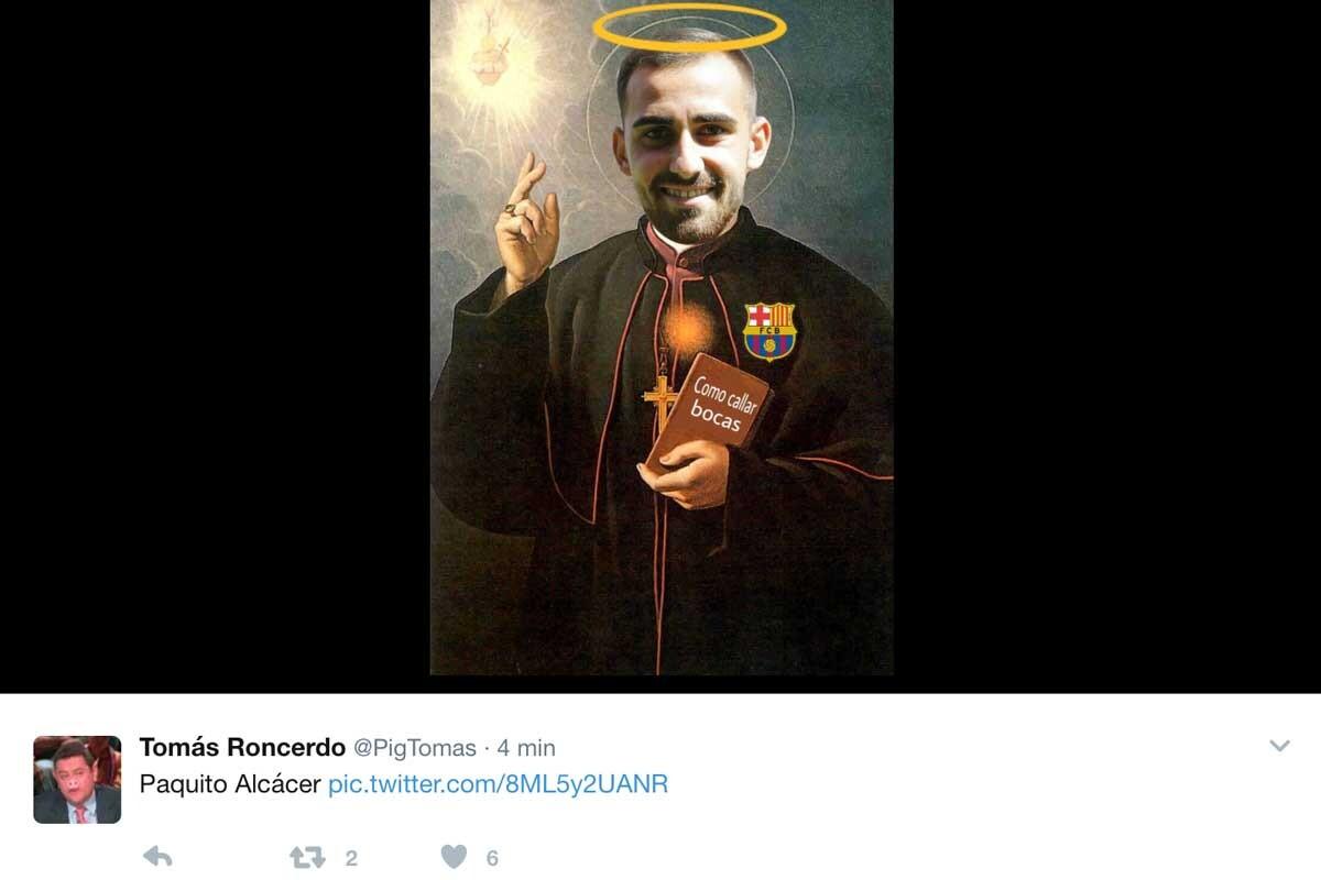Los mejores memes del Granada-Barça
