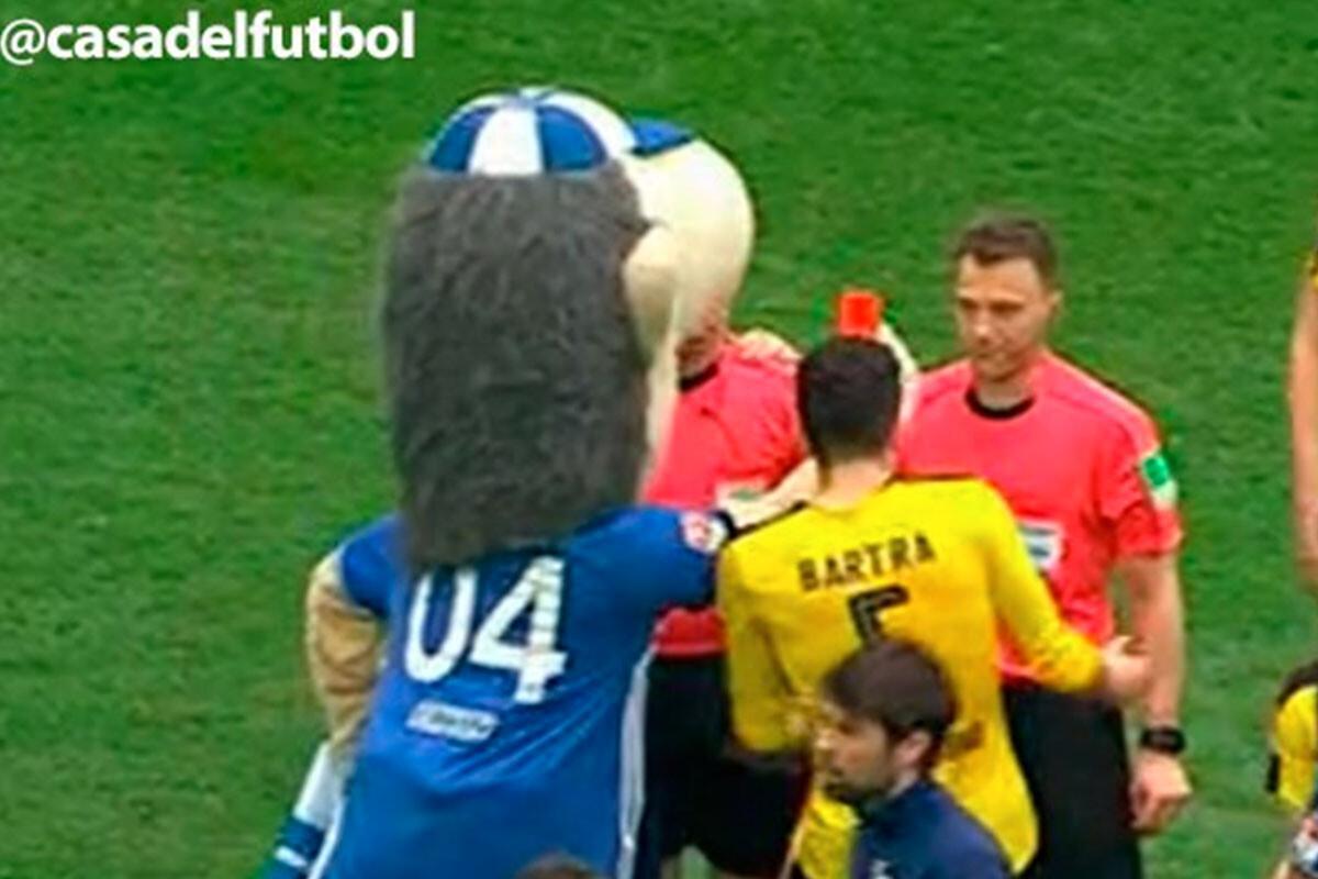 Mascota Schalke 04