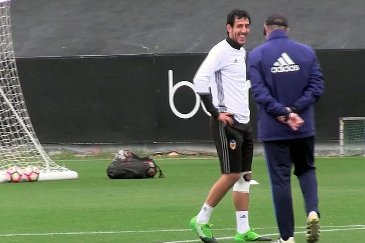 Dani Parejo Valencia CF