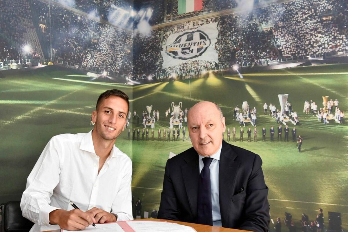 Betancur firmó con la Juventus