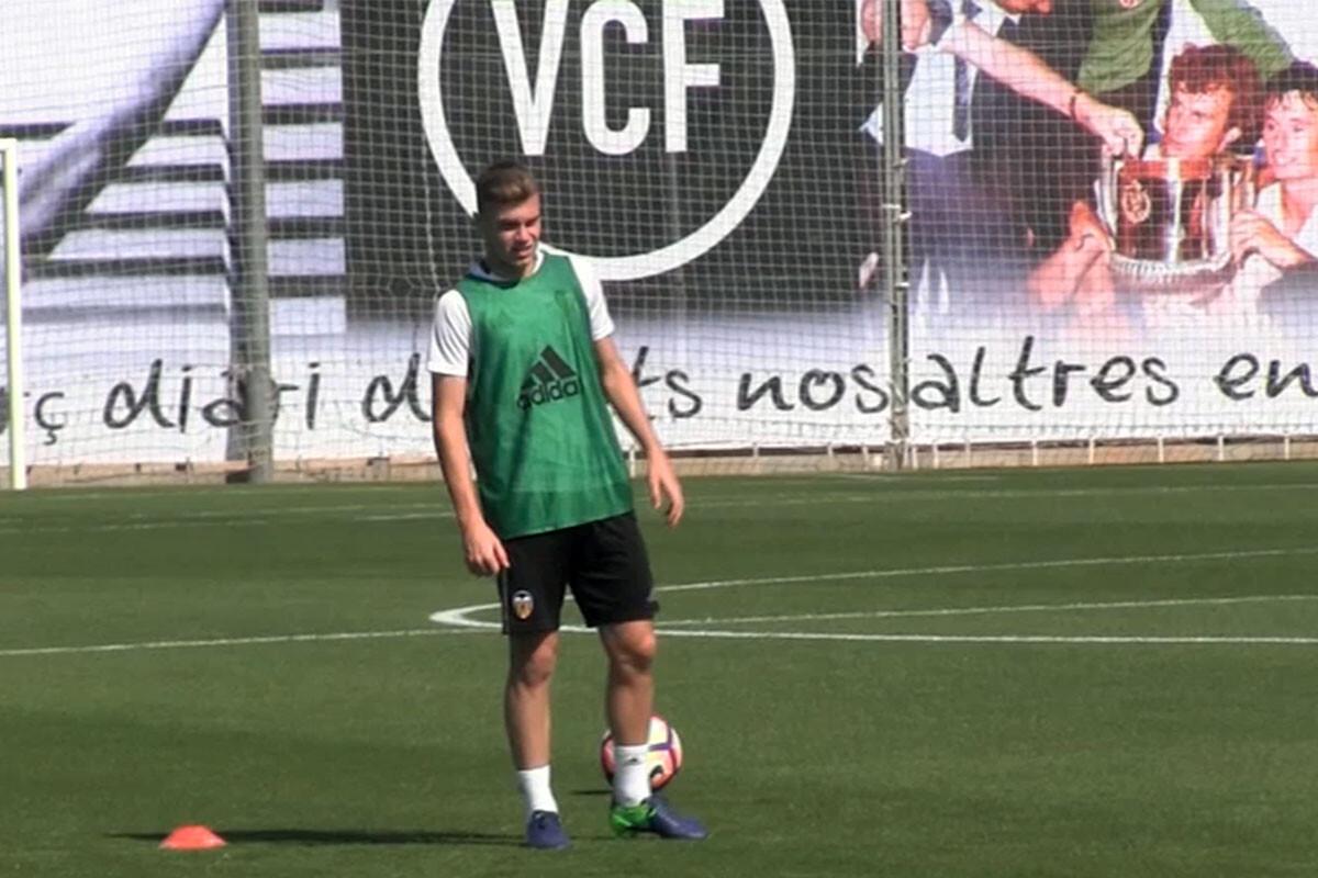 Toni Lato Valencia CF