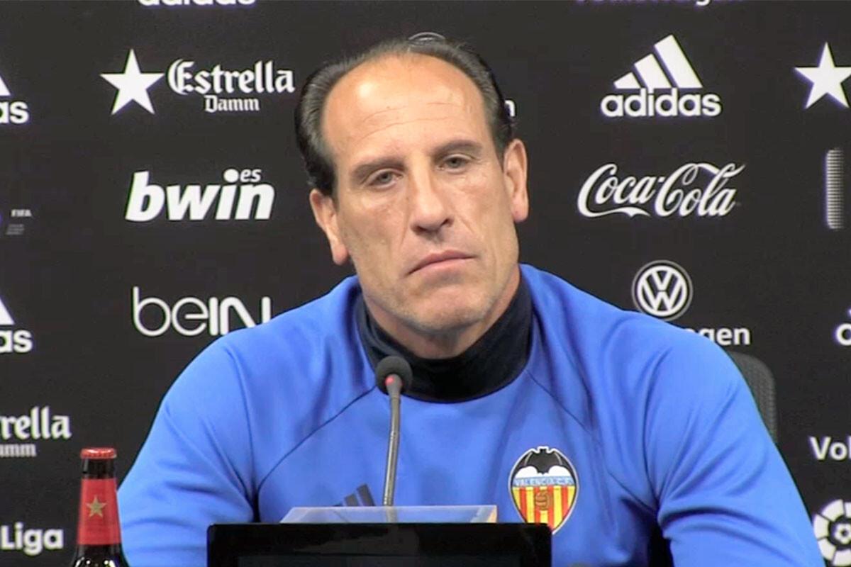 Voro González Valencia CF