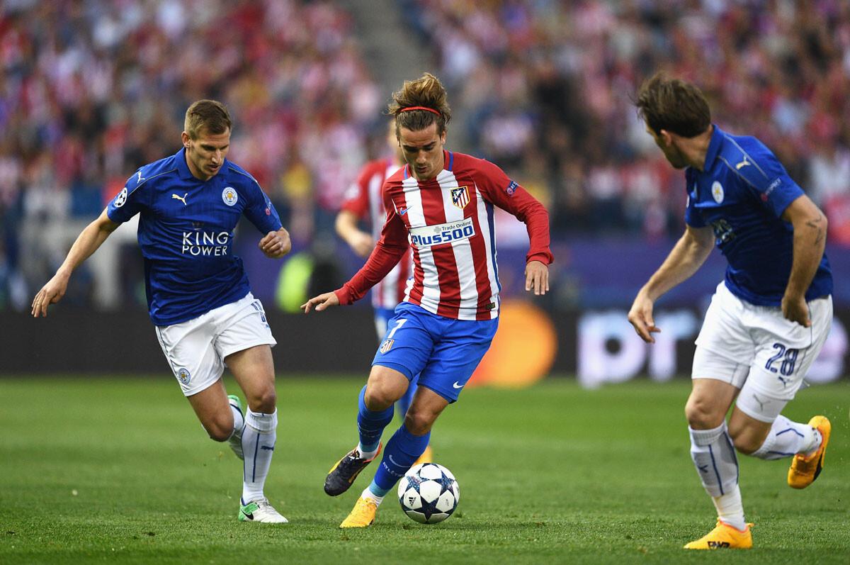 Atlético - Leicester
