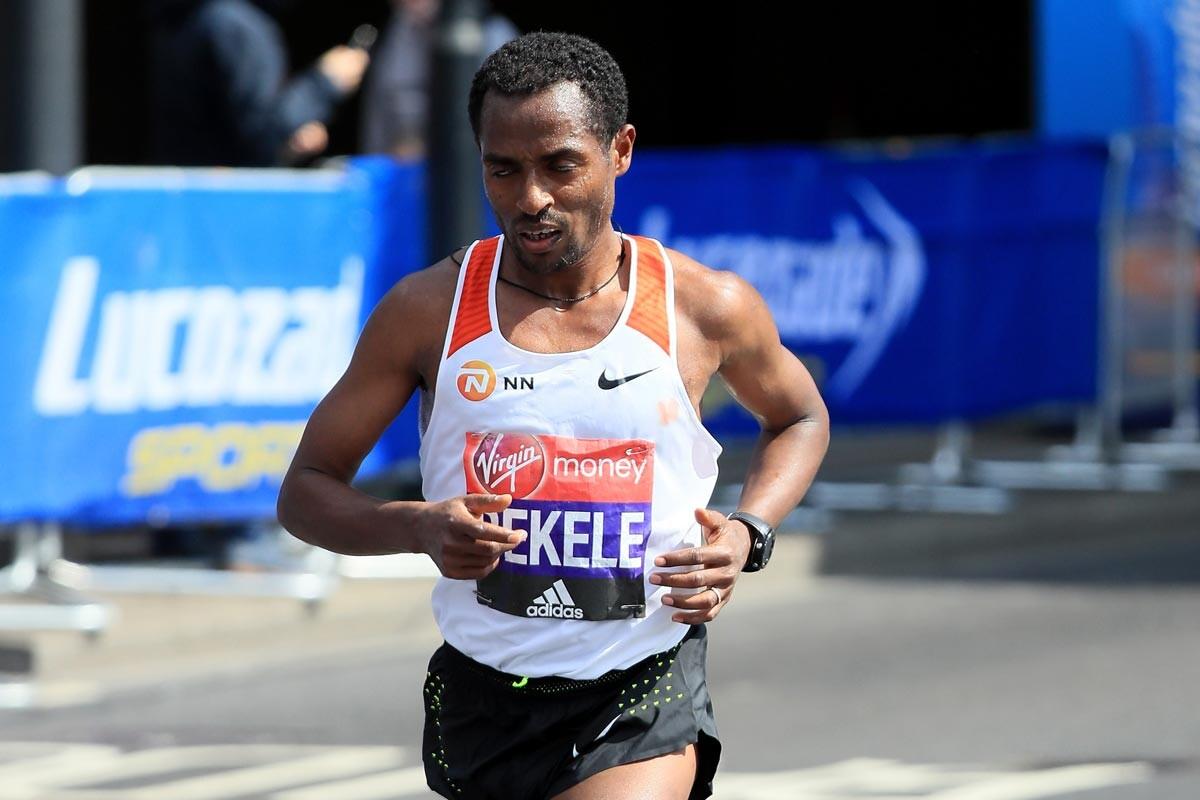 Pelágico Capataz Cerveza  Bekele culpa a Nike de no haber ganado el maratón de Londres - SPORTYOU  20minutos