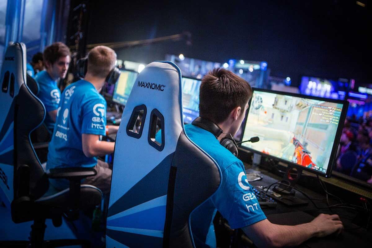 Los eSports superan la audiencia de la Europa League