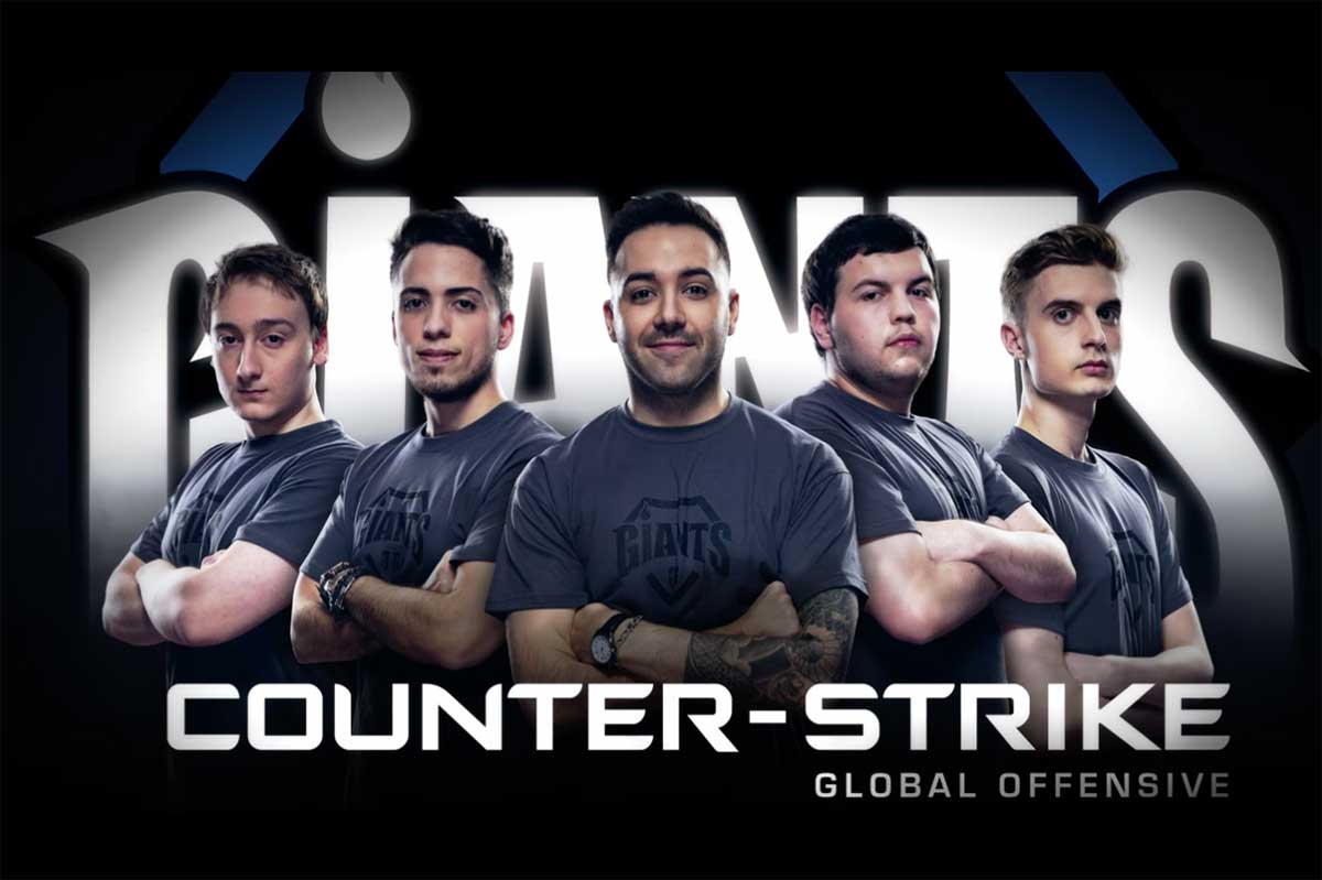 Giants vuelve a Counter-Strike