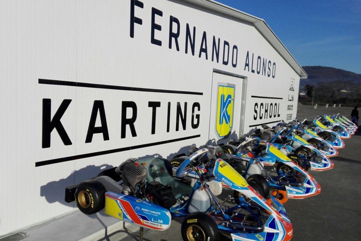 Circuito Fernando Alonso : Muere un niño de años tras accidente en el karting