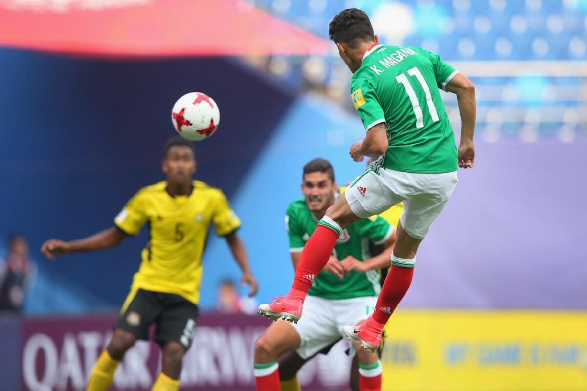 México en el Mundial sub 20
