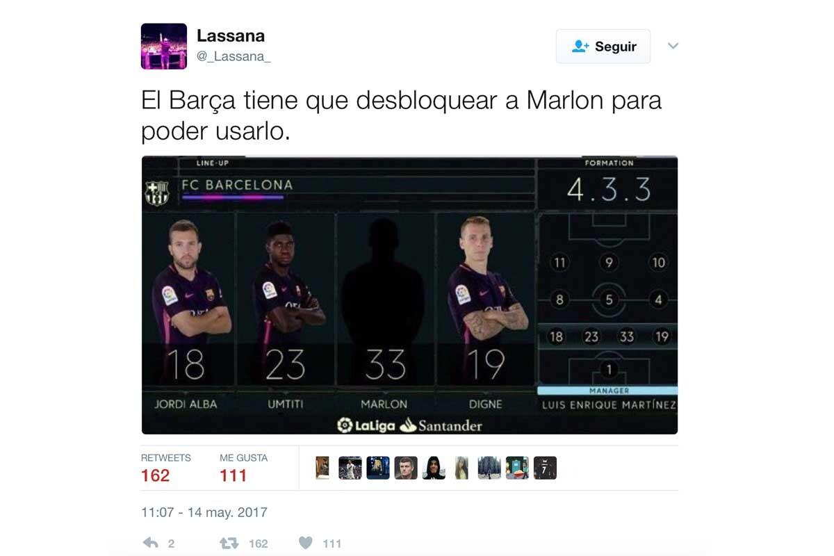 Los memes de la penúltima jornada de Liga