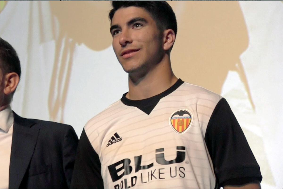 Carlos Soler Valencia CF