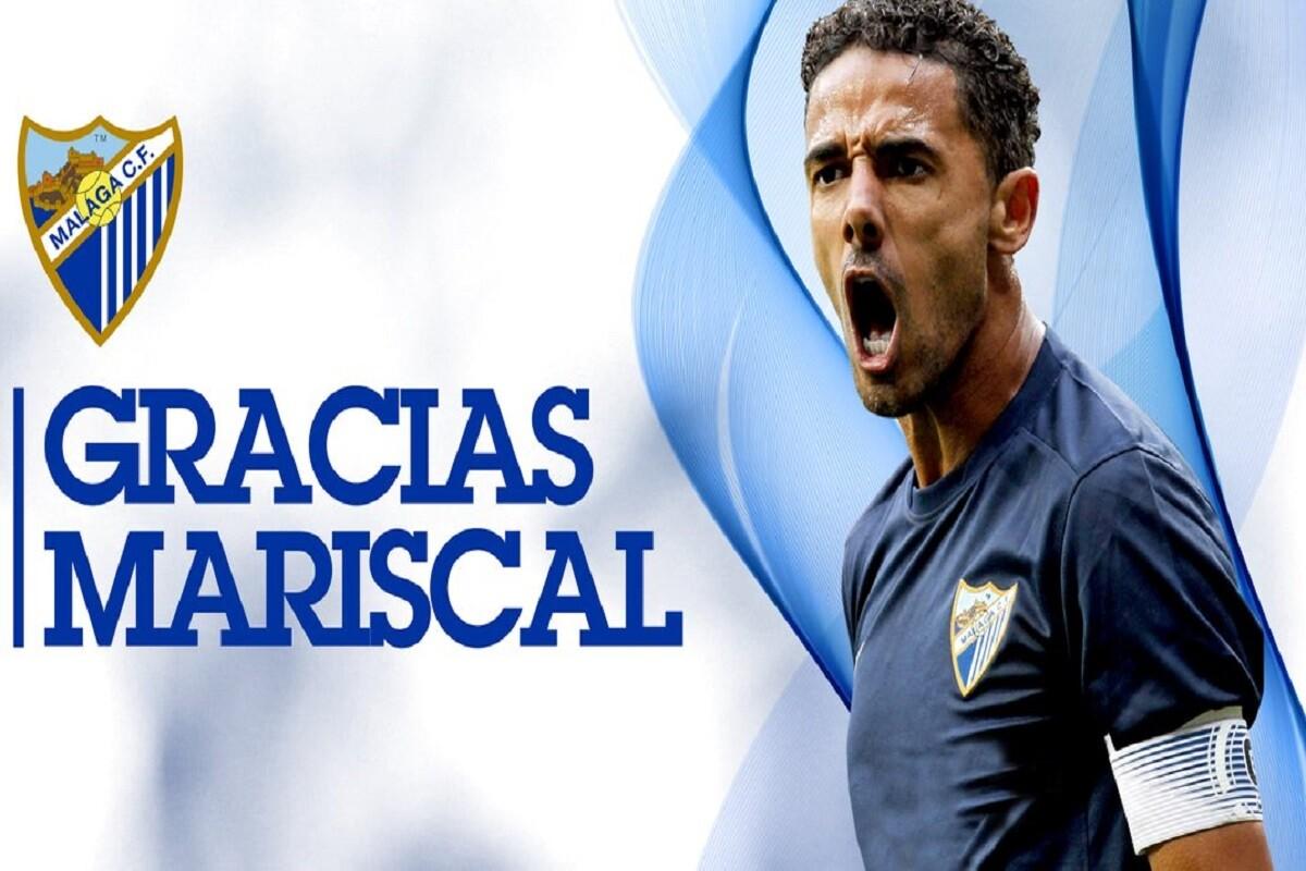 wligton anuncia su retirada con el Málaga