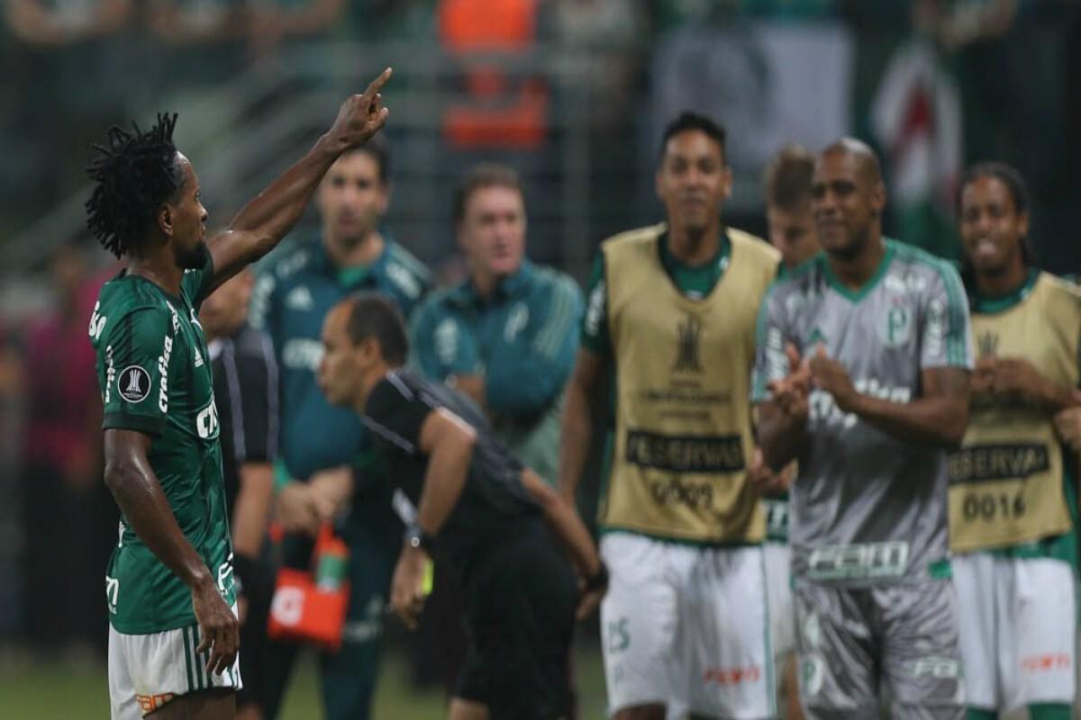 ZéRoberto hizo historia con el Palmeiras