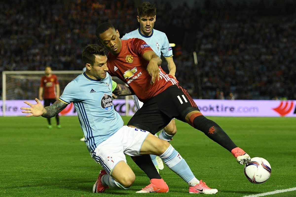 Celta - Manchester United