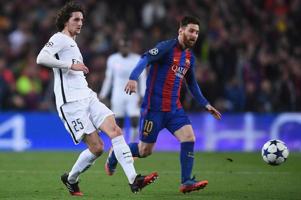 Raboit y Messi