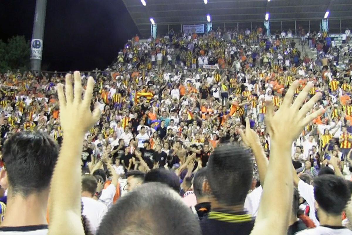 Afición Valencia CF