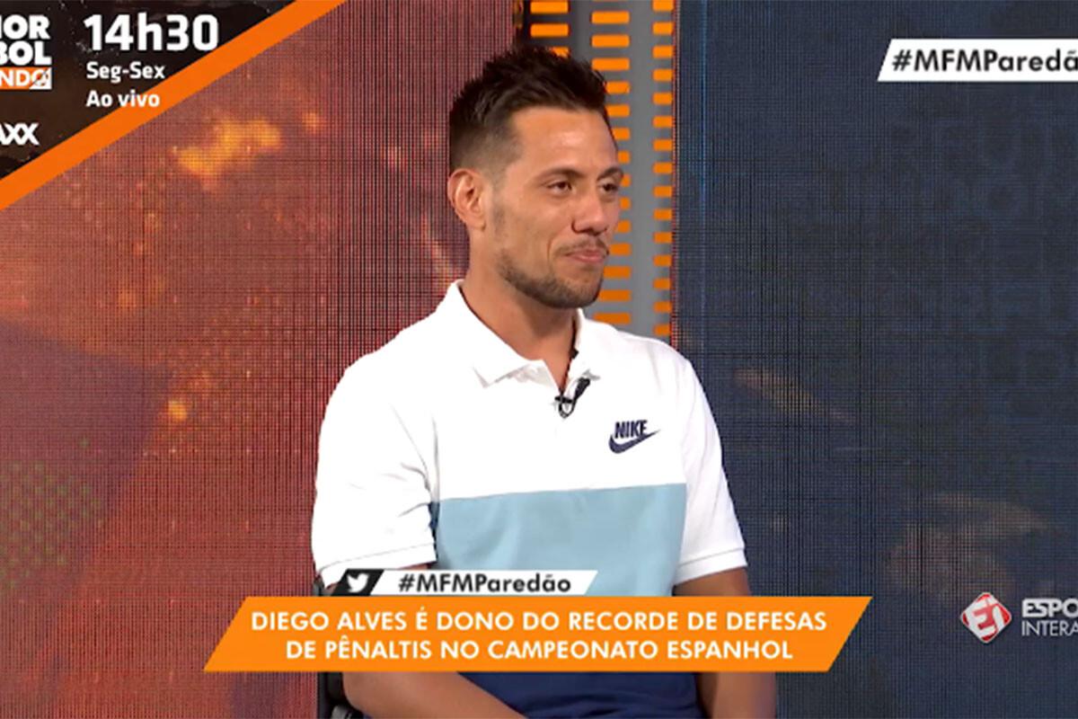 Diego Alves Valencia CF