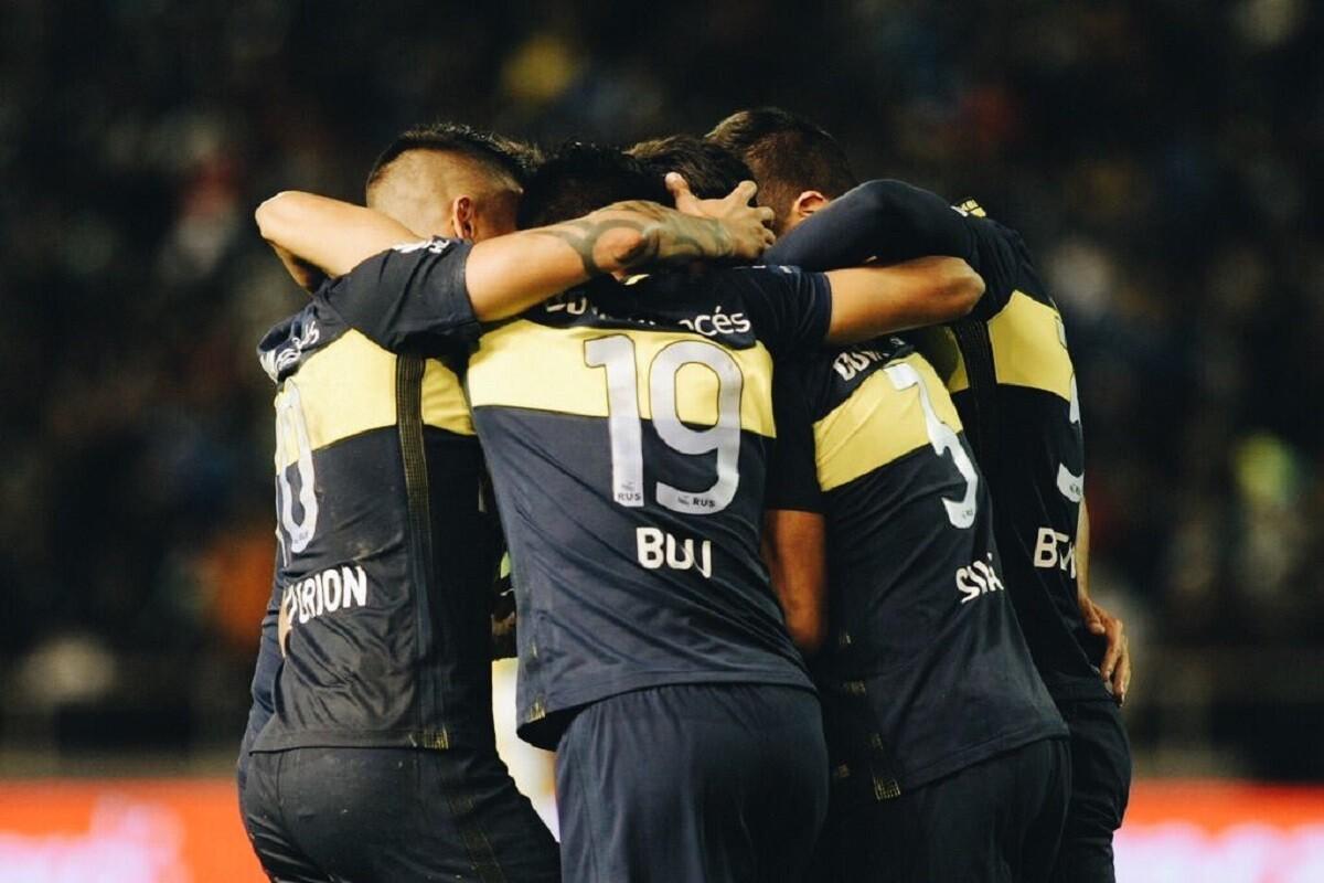 Boca Juniors campeón en Argentina
