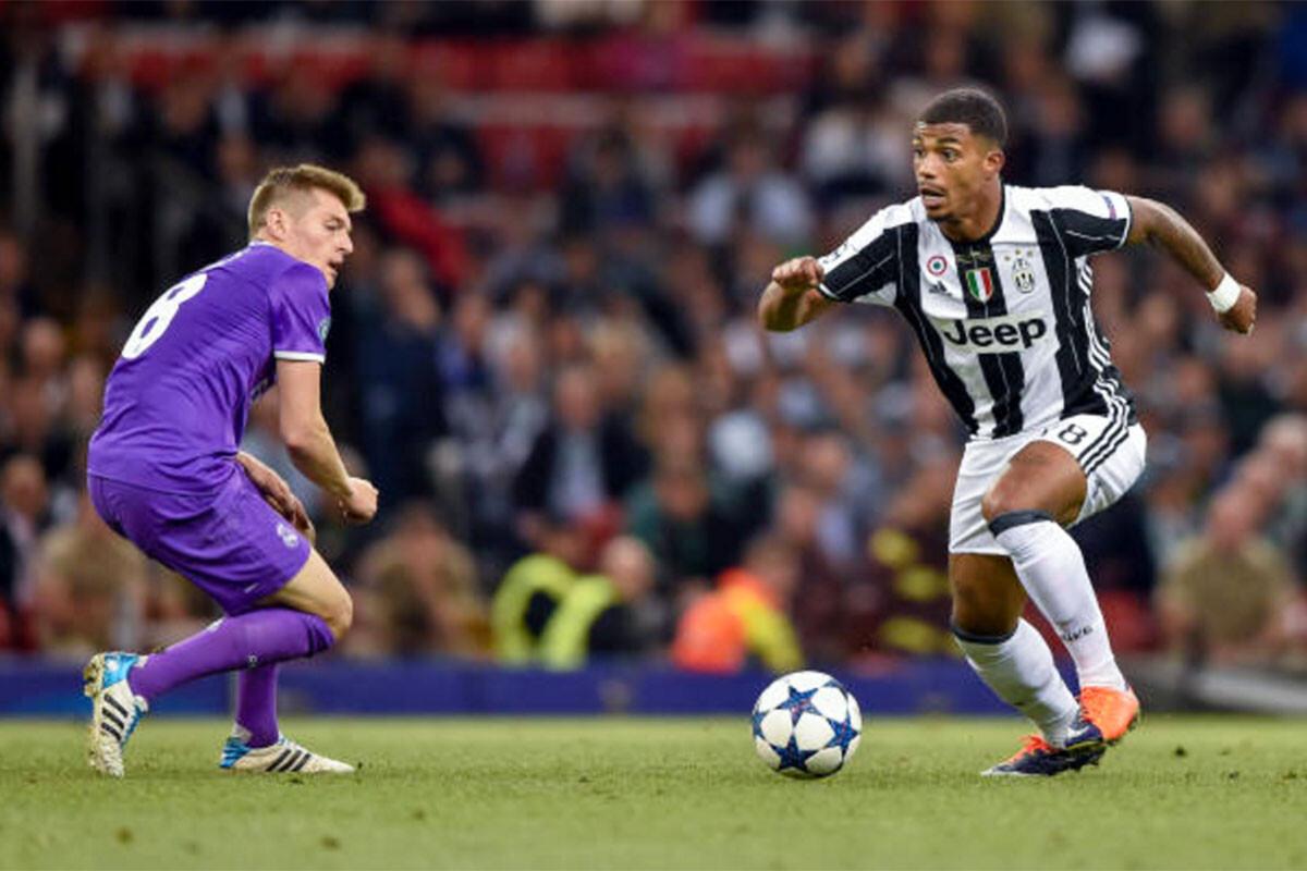Mario Lemina Juventus Turin