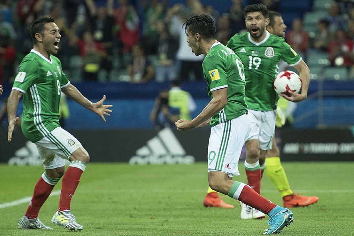 México venció a Nueva Zelanda
