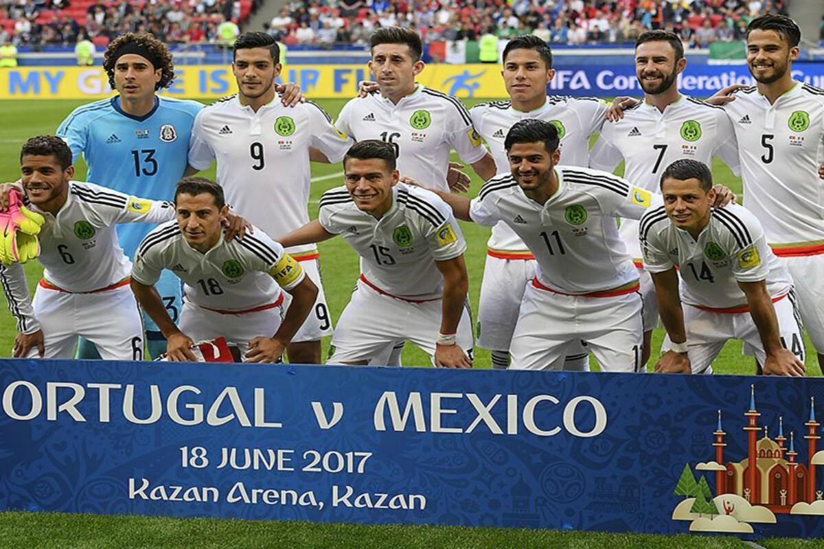 México en la Confederaciones