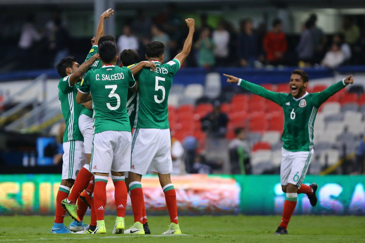México venció a Honduras