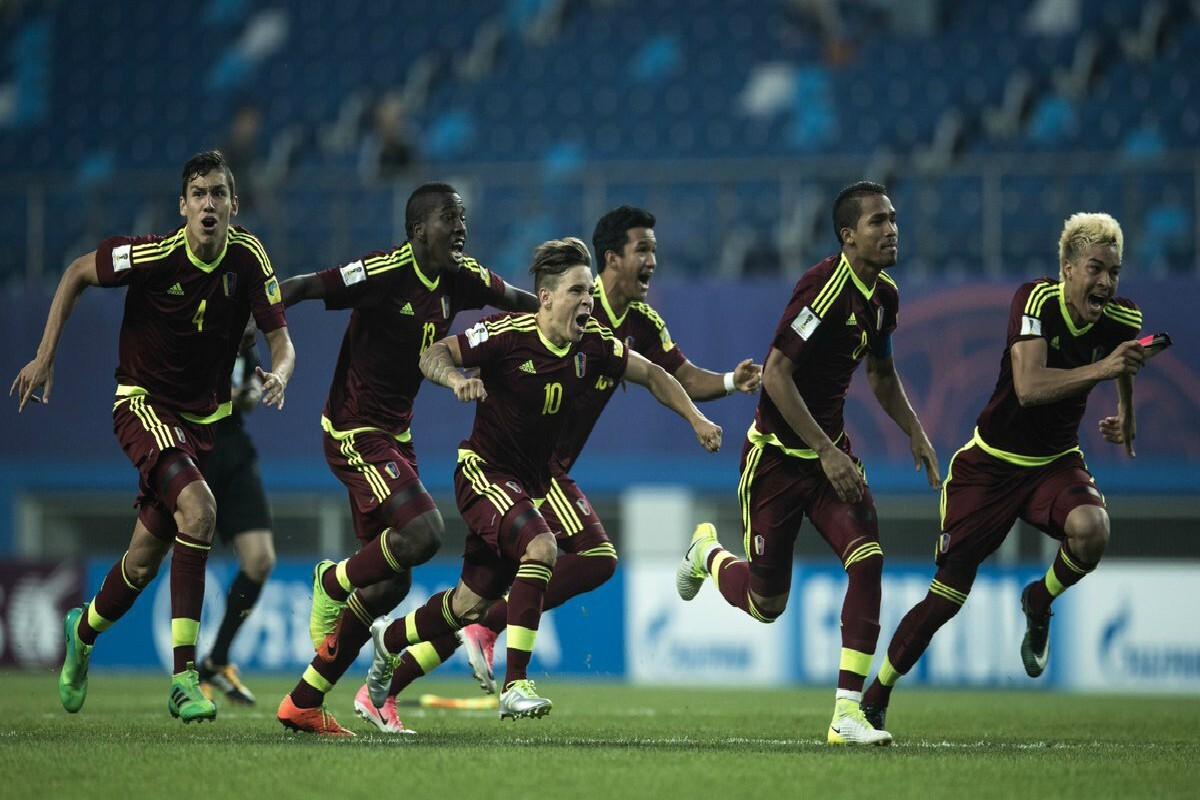 Venezuela Sub 20 finalista del Mundial