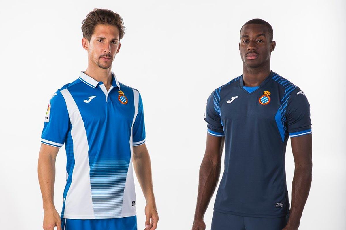 046c06f9703c6 Adiós a las rayas verticales en las camisetas del Espanyol