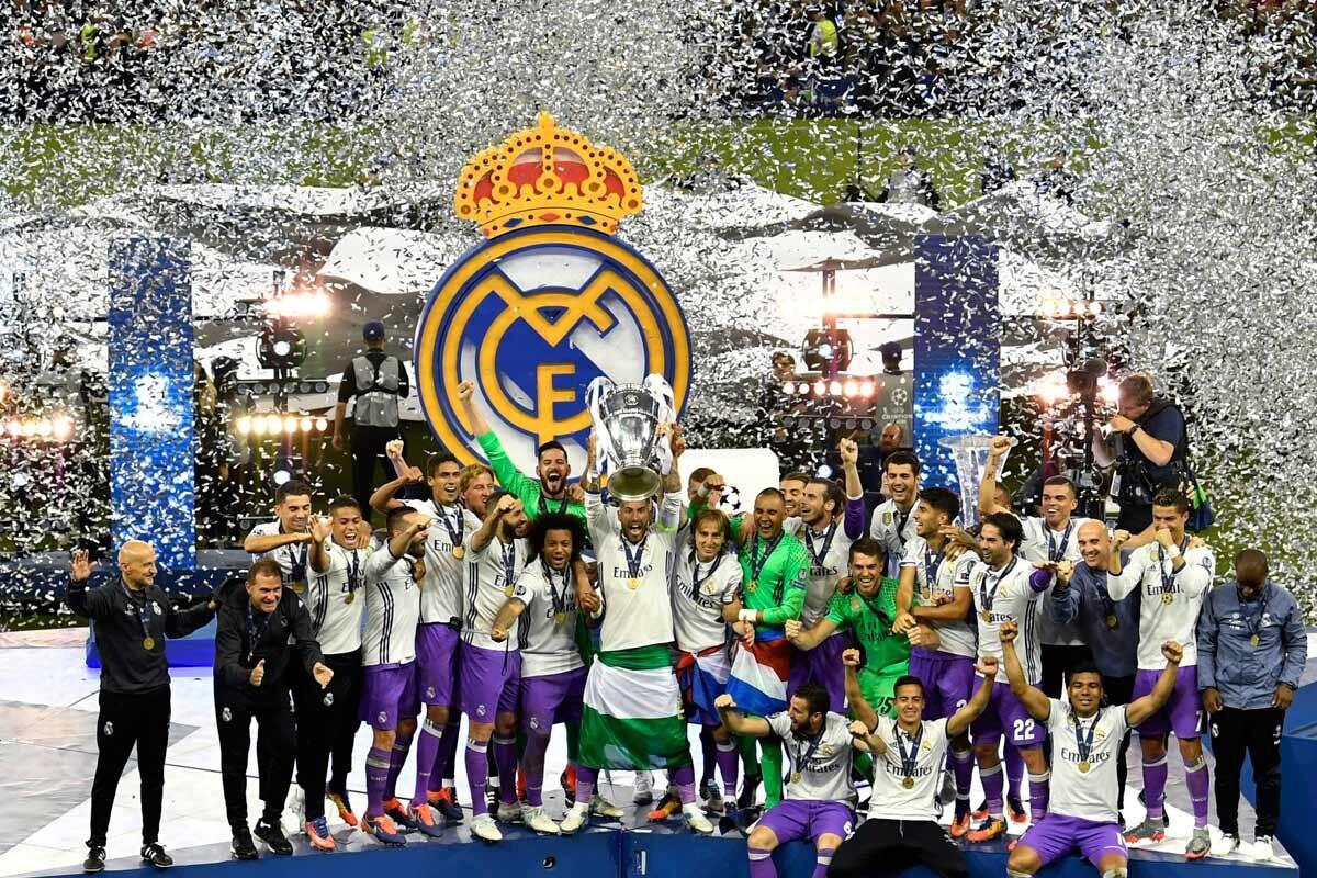 El coeficiente de los equipos en la UEFA