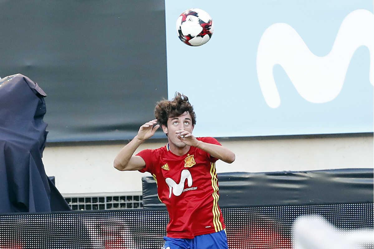 Odriozola, en la agenda del Real Madrid