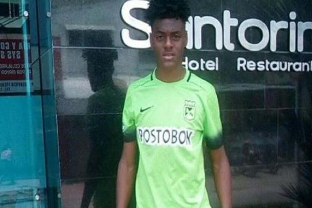 Efmamjjasond Gonzales, jugador colombiano de Atlético Nacional