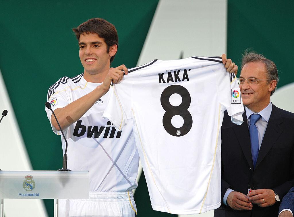 Valdano quiso fichar a Kaká en 2002