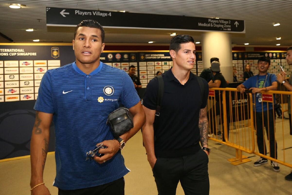 Murillo, del Inter de milán, cerca de llagar al Valencia