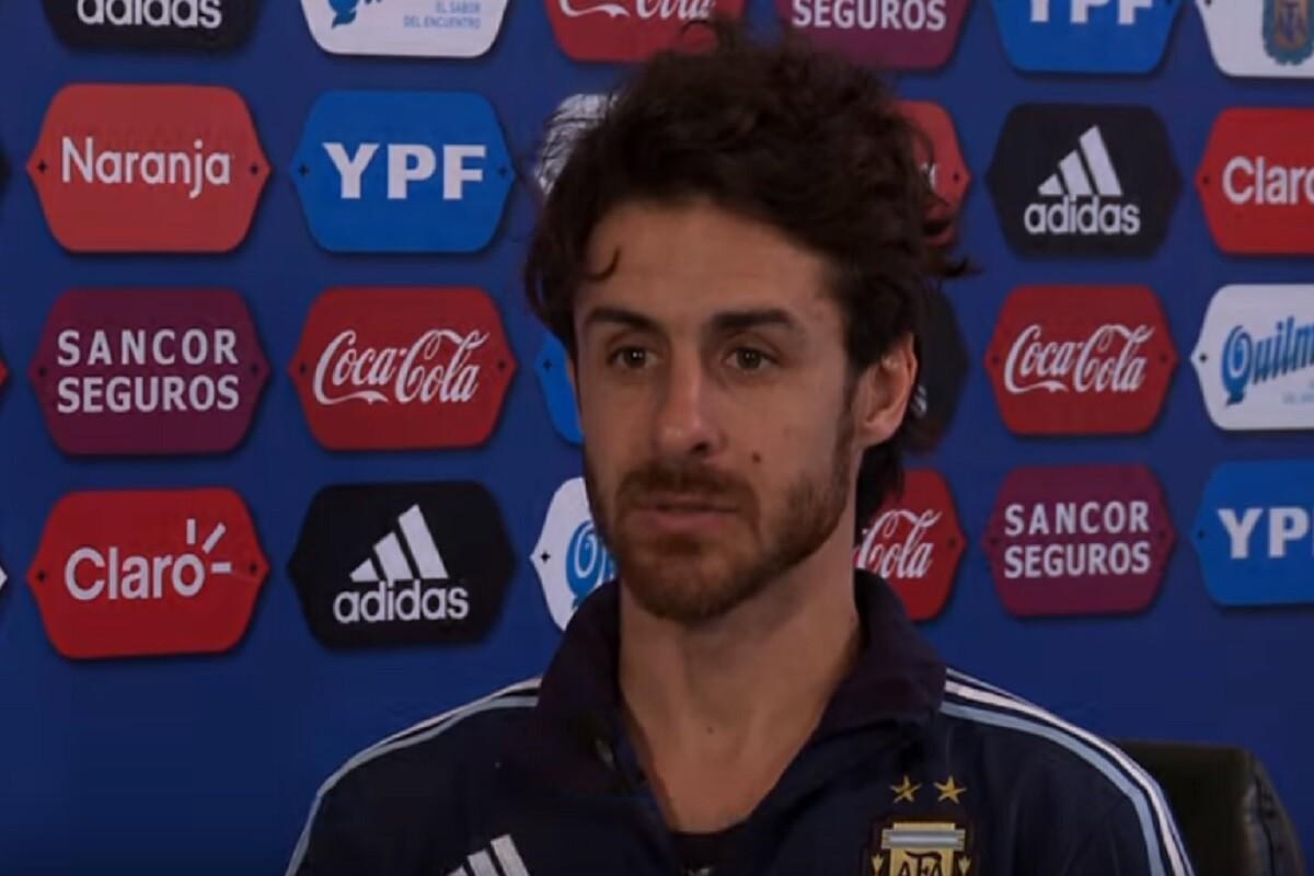 aimar presentado como seleccionador de Argentina Sub 17