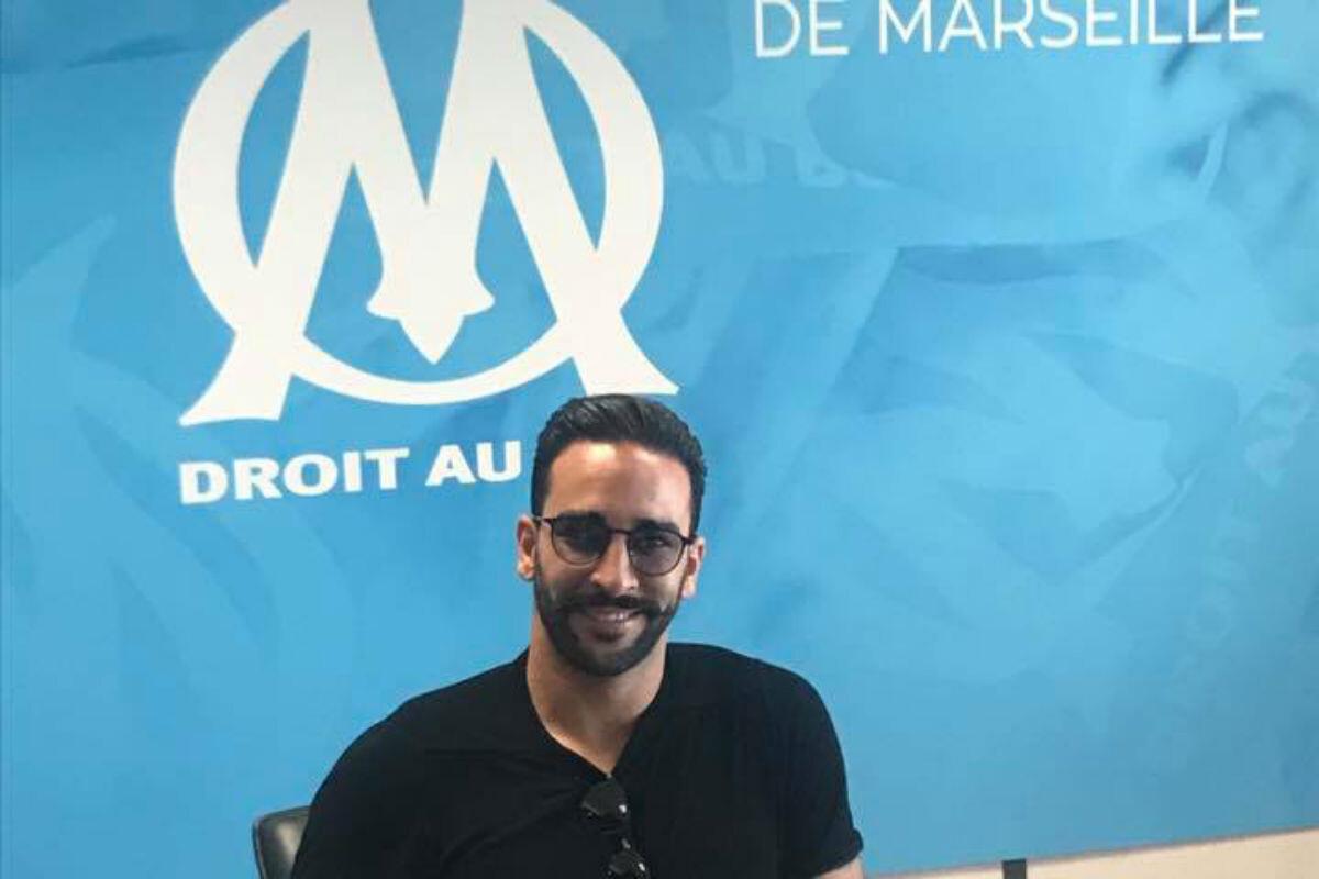 Rami, nuevo jugador del Olympique de Marsella
