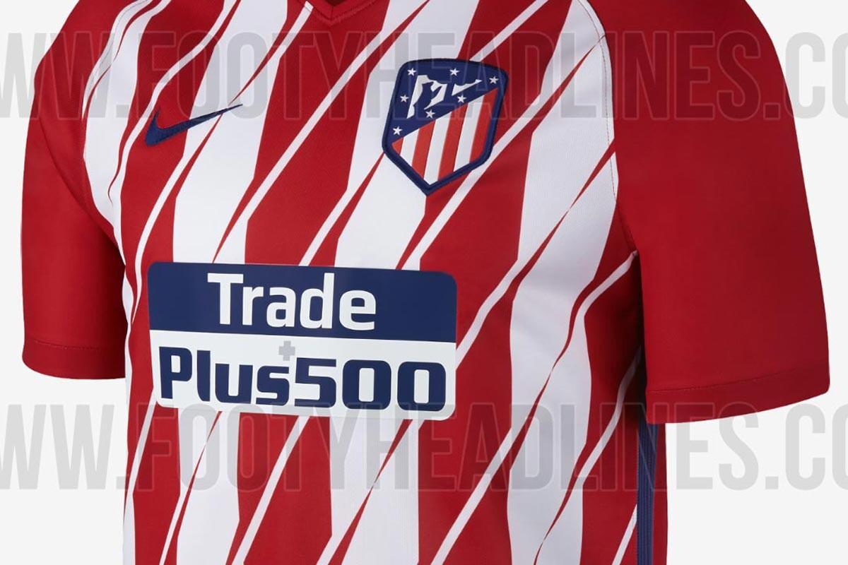 8317dfad62318 La nueva camiseta del Atlético recibe numerosas críticas