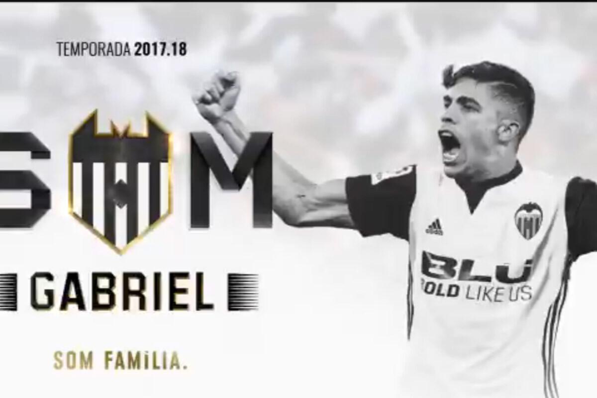 Gabriel Paulista Valencia CF