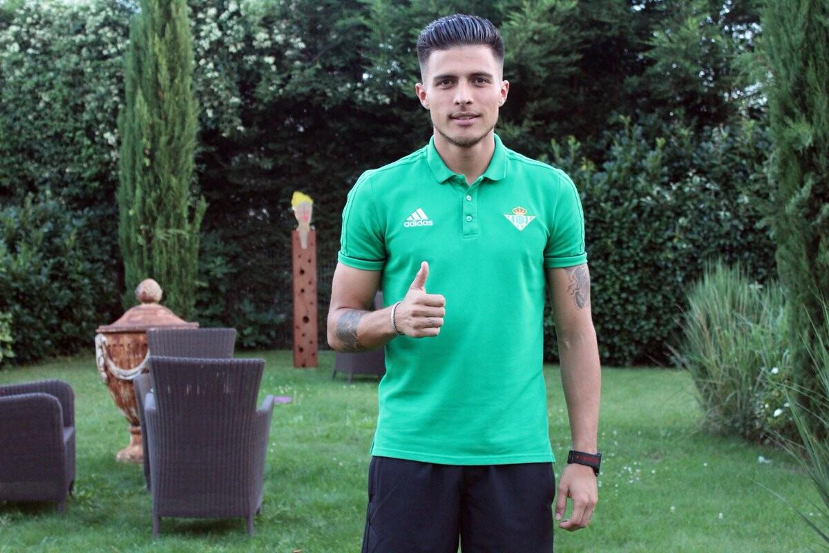 Narváez amplia contrato con el Betis