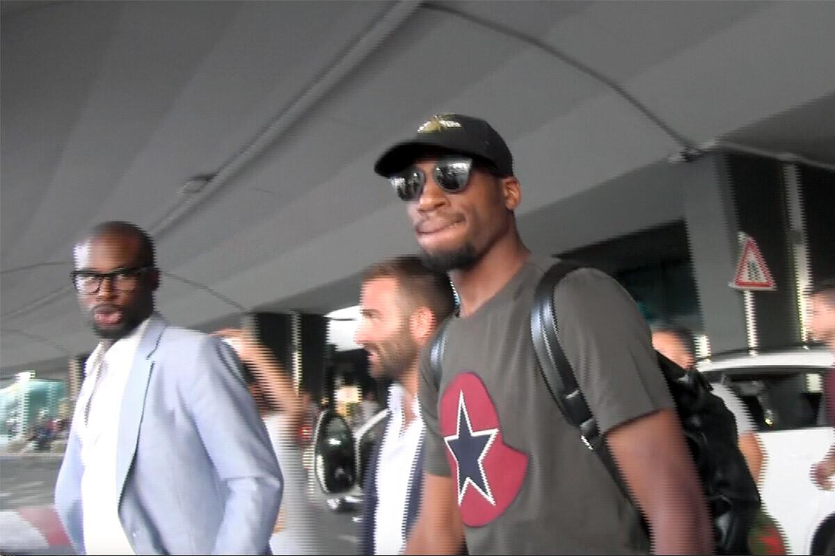 Geoffrey Kondogbia Valencia CF