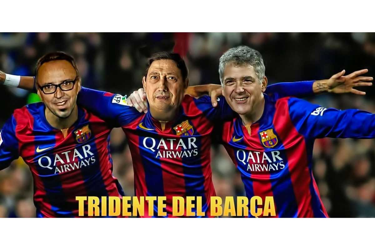Los mejores memes del Alavés-Barça