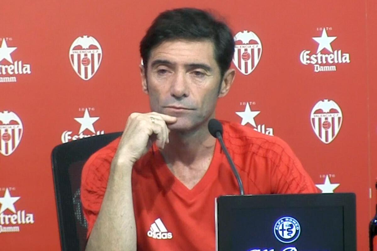 Marcelino García Toral Valencia CF