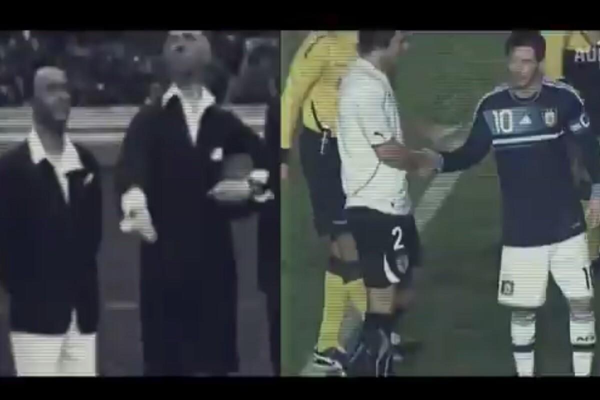 Video promocional del clásico entre Uruguay y Argentina