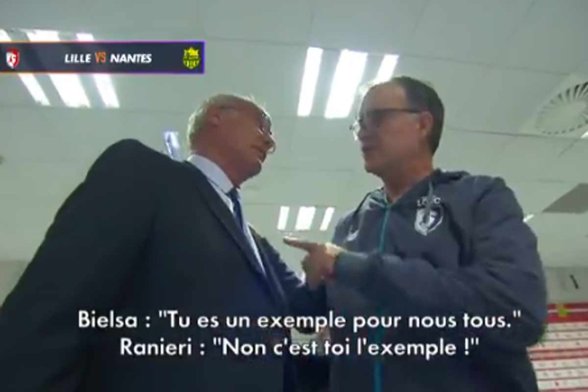 Bielsa y Ranieri