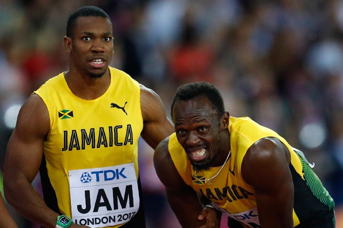 85f40672d6 El ex campeón del mundo de los 100 metros no se mordió la lengua a la hora  de culpar a la organización de los Mundiales de Londres